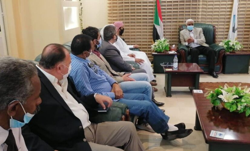 والي كسلا:علاقتنا مع الامارات أخوية وممتدة