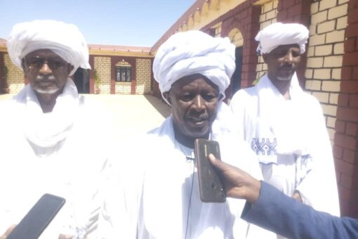 اللجنة الخماسيةللقبائل العربية تبدي استعدادها لتنفيذ قرارات رئيس مجلس السيادة
