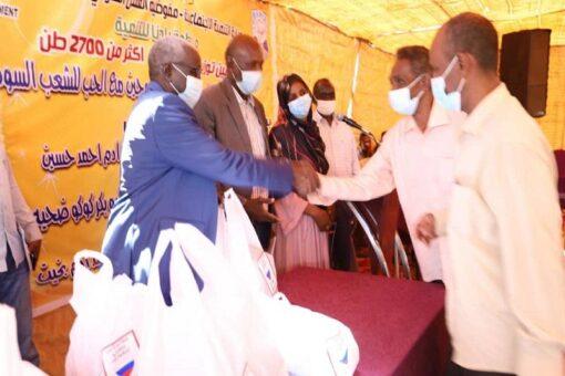 وزير التنمية الاجتماعية يشيد بمنظمات المجتمع المدني