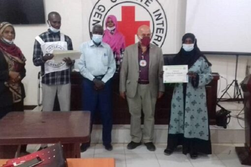 ختام دورة تدريبية تنشيطية للمهندسين الزراعيين بمحليات شمال دارفور