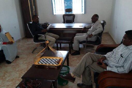 إكتمال الترتيبات لبدء عملية توزيع السلع الاستراتيجية بجنوب دارفور