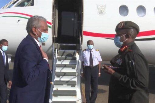 مولانا حسن قاضي يتوجه إلى جمهورية الكنغو
