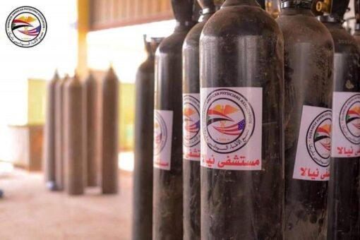 تجمع الأطباء السودانيين بأمريكا يعلن انشاء محطة اوكسجين بمستشفى نيالا