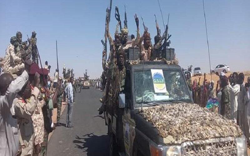 الفاشر تستقبل الفوج الثاني من قوات تجمع قوى تحرير السودان