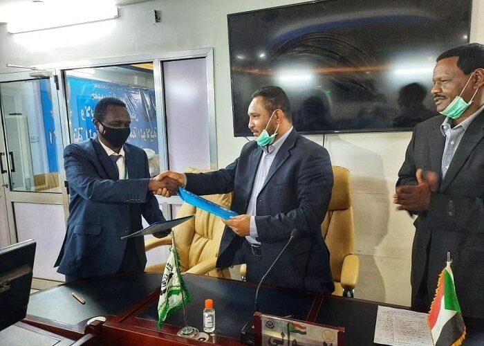 والي النيل الابيض يؤكد الاهتمام بترقية تجارة الحدود