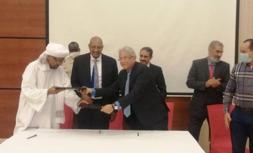 شراكة بين السودان ومصر في مجال إنتاج وتصنيع الادوية بالخرطوم