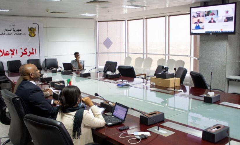 شراكة في الاتصالات والتحول الرقمي بين السودان والسعودية