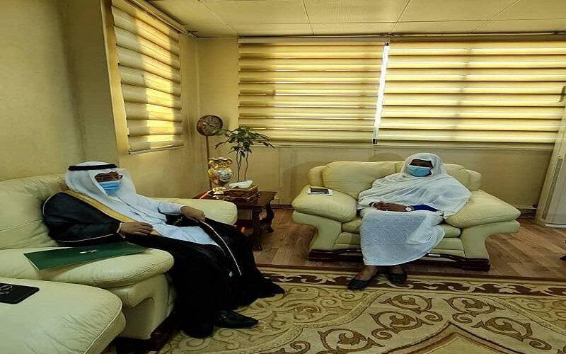 وزيرةالخارجية تبحث مع السفير السعودي التعاون المشترك ومخرجات زيارةحمدوك للمملكة