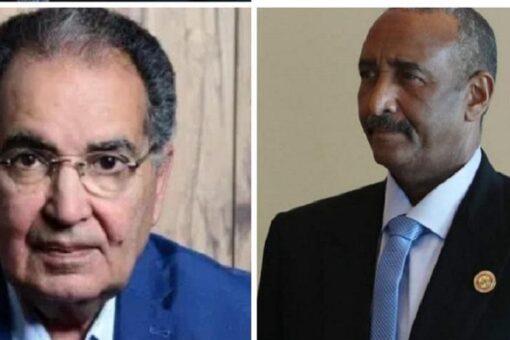 السودان وليبيا يؤكدان الحرص على تطوير العلاقات الثنائية