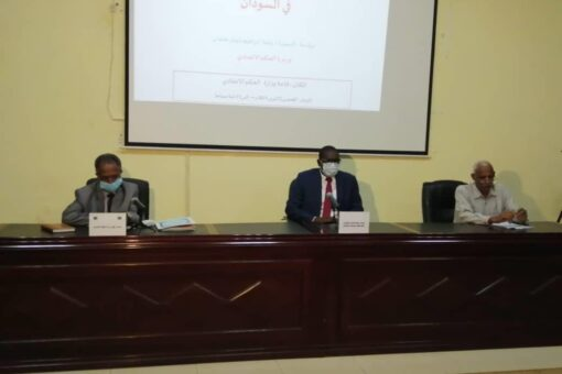 التعايشي يكشف عن تفاهمات حول اعلان حاكم دارفور