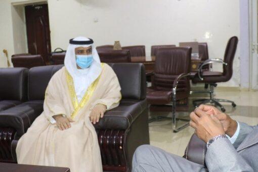 وزير الصحة يشيد بدور الامارات لدعم القطاع الصحي بالسودان