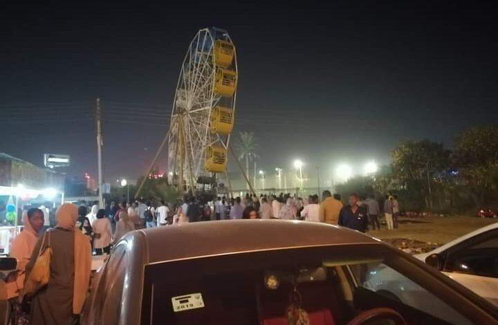 ناطق بإسم الشرطة : لا إصابات في حادثة منتزه الرياض.