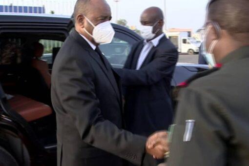 البرهان يتوجه إلى جمهورية تشاد للمشاركة فى مراسم تشييع دبى