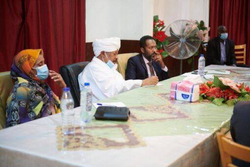 د. حمدوك:ضرورة قيام الدولة المدنية الديمقراطية لتحقيق أهداف الثورة