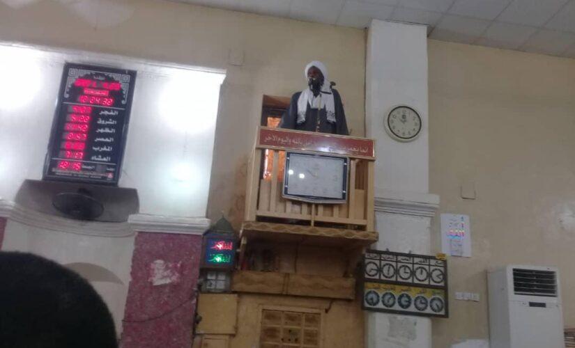 القافلة الدعوية لولاية نهرالنيل تستهل برامجها بتقديم خطب الجمعة