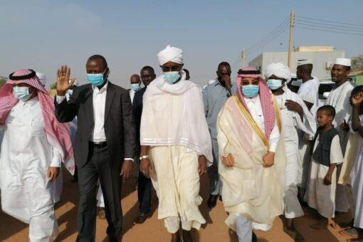 مفرح لا وجود لصراعات دينيةبالسودان والدولة علي مسافةواحدة من الاديان