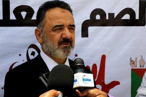 السفير التركى يشرف مشروع دعم الطلاب الصم