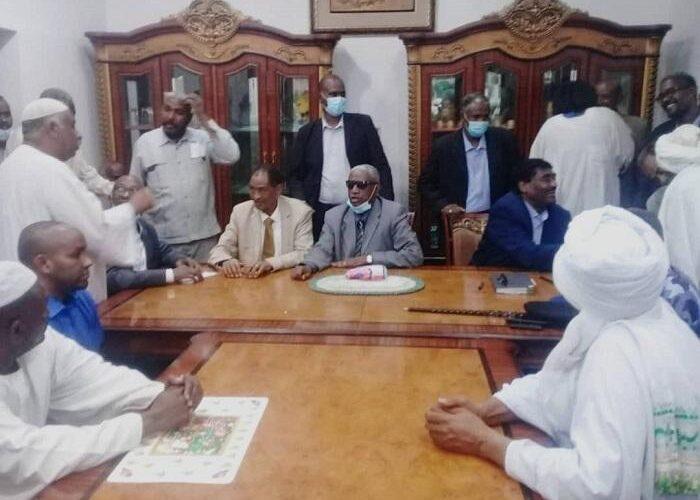 لجنةوزارية تنجح في رفع إعتصام مزارعي حداف وودالفضل بشرق الجزيرة