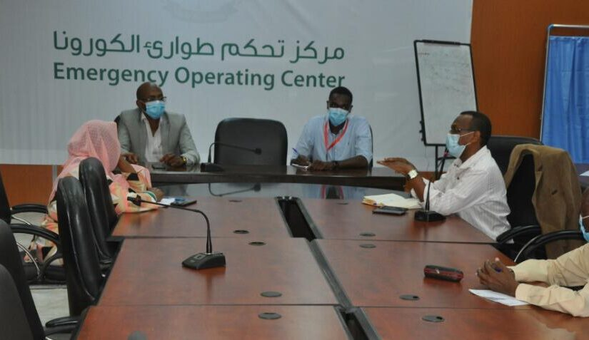 صحة الخرطوم :تسجيل 125 حالة أصابة جديده بفيروس كورونا