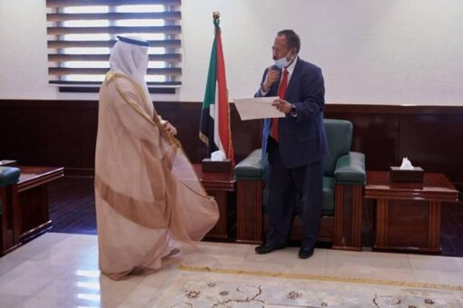 حمدوك :مشاركة السودان بمعرض إكسبو لعكس تراثه الثقافي والاجتماعي