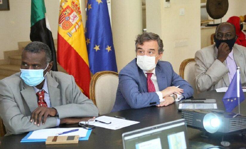 تعاون سوداني أسباني حول إستخدامات المياه ومخاطر الفيضان