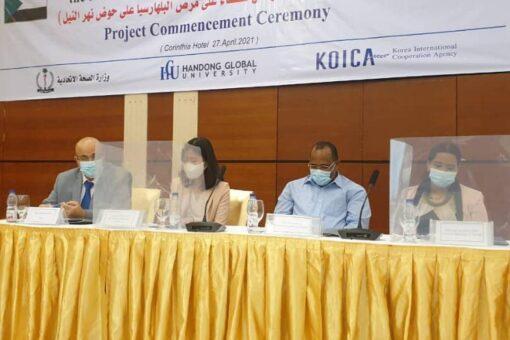 تدشين المشروع الرابع للقضاء على أمراض المناطق المدارية المهملة بالسودان