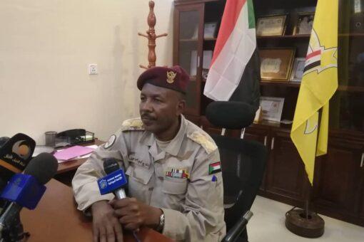 الدعم السريع بنيالا:نعمل في منظومة متكاملة مع الفرقة 16مشاه والشرطة