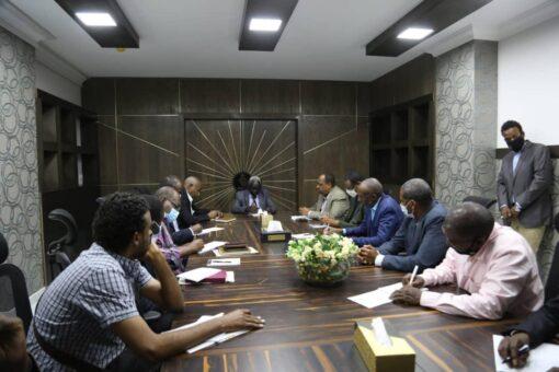 اللجنة الفنية بمجلس الوزراء تجيز أمر تأسيس بورصة الذهب