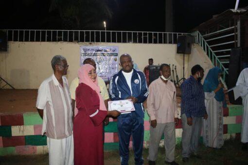 الشباب والرياضة بالخرطوم تثمن دور المنظمات الطوعية نحو المجتمع