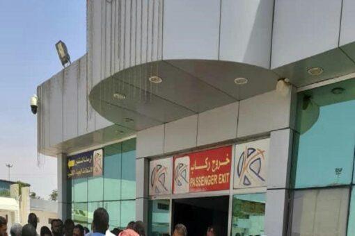 شركة مطار الخرطوم تطلق حملة تطعيم ضد فيروس كورونا