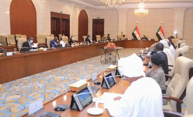 المجلس الاعلى للسلام يكون لجنة للترتيب للتفاوض مع الحلو