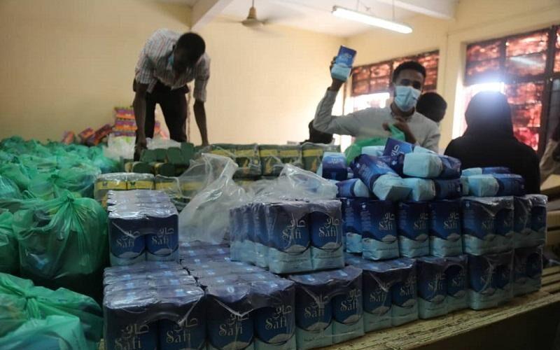 جامعة السودان تدشن مبادرة الإدارة ومجندي الخدمة الوطنية لدعم العمال