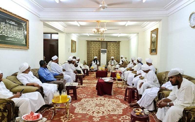 الناظر ترك: السودان في مفترق طرق ولن ننتظر حتى يتفتت