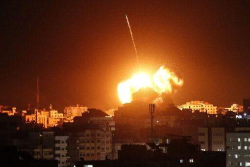 ارتفاع عدد القتلى بغزة إلى 230 والجرحى نحو 1710 أشخاص