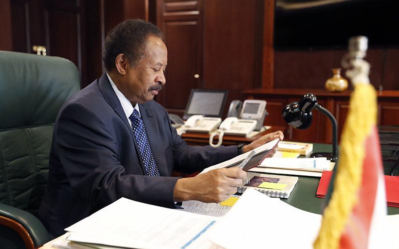 الصين تؤكد دعمها للحكومة الإنتقالية في السودان