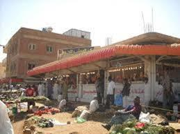 إغلاق جزئي لسوق مدينة الأبيض بسبب ازدياد حالات كورونا
