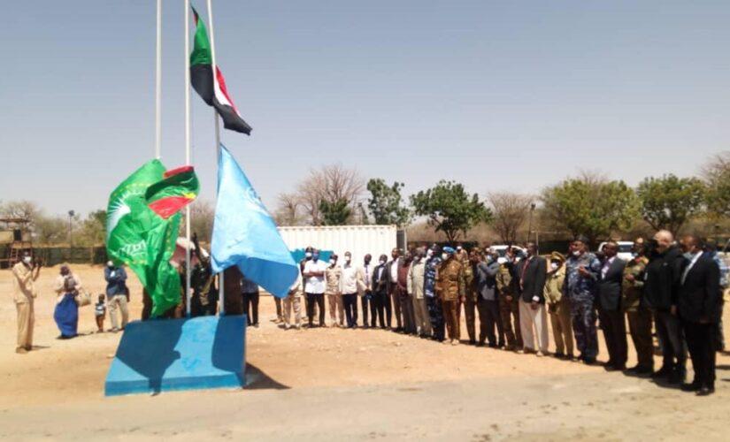 القبض على متهمين ينهبون مقر لليوناميد بجنوب دارفور