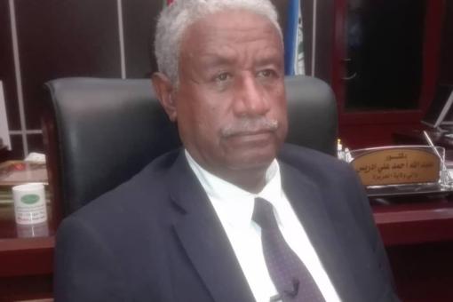 والي الجزيرة يعفى مدير ديوان شئون الخدمة ويعين آخر