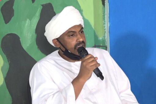 الفكي: علينا التمسك بثورة ديسمبر وتحقيق العدالة للجميع خاصه الشهداء