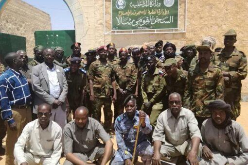 ولاية شمال دارفور تؤكد الاهتمام بتهيئة بيئة سجن شالا