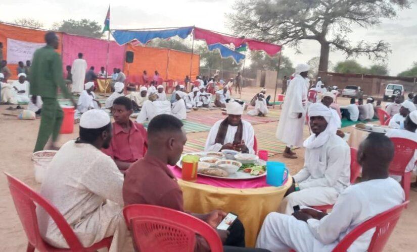 محلية سرف عمرة تؤكد دعمها لتعزيز السلام الإجتماعي