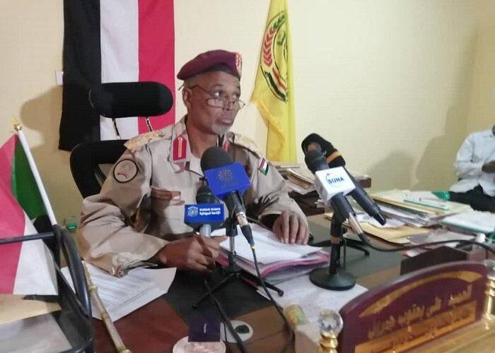 قائد قطاع وسط دارفور بالدعم السريع يؤكد الحرص على حمايةالسلام