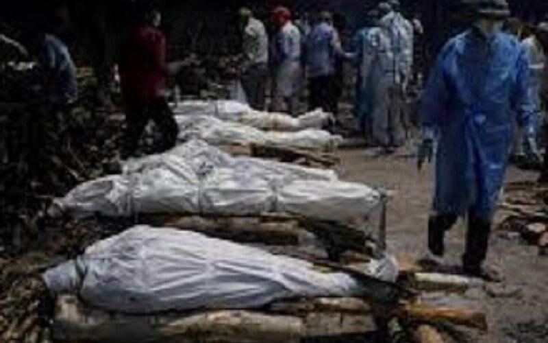 ارتفاع قياسي في عدد الوفيات في الهند جراء كوفيد 19