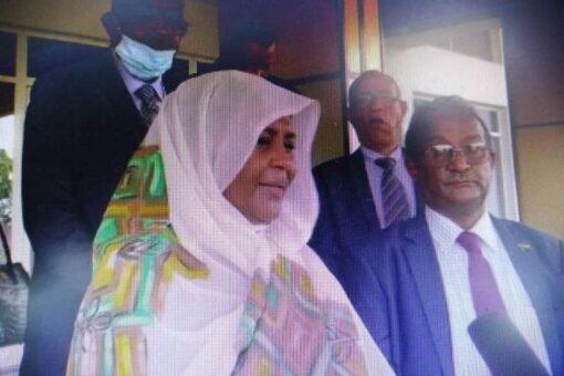 وزيرة الخارجية تلتقي رئيس الكنغو الديمقراطية والاتحاد الافريقي