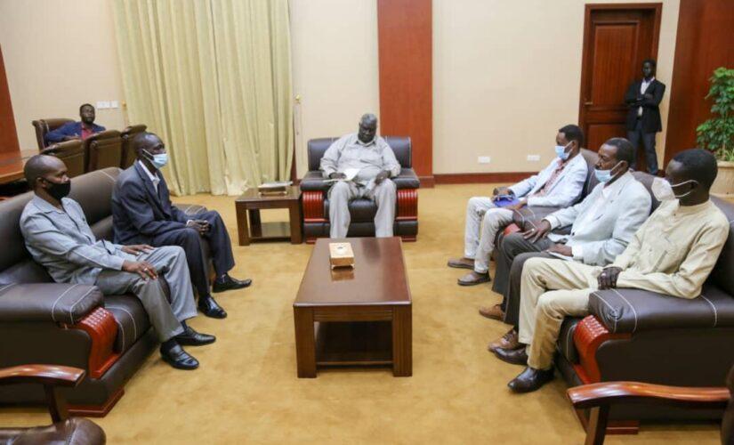 عقار يدعو مكونات النيل الأزرق لإنزال اتفاقية جوبا لأرض الواقع