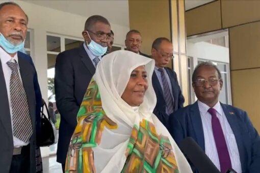 مريم الصادق:رئيس الكونغو تفهم موقف السودان بشأن سد النهضة