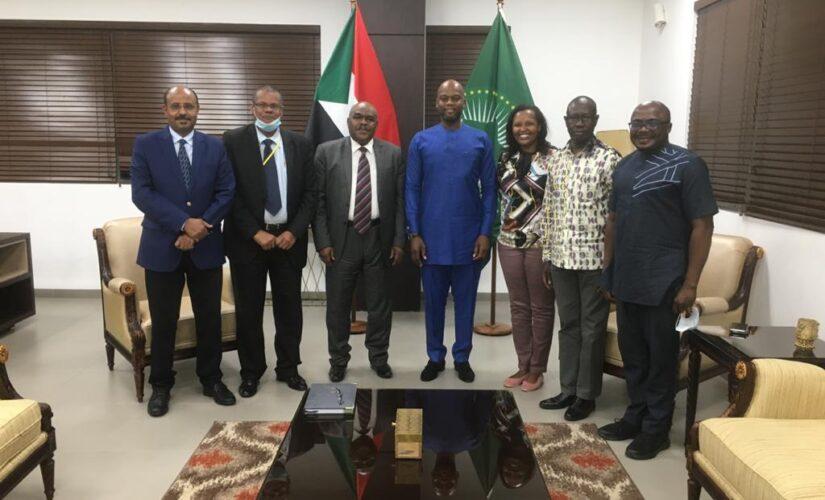 السودان يشارك في الاجتماع الوزاري لمنطقة التجارة الحرة الأفريقية بأكرا