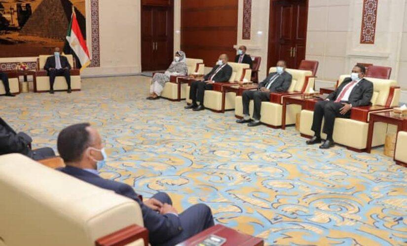 بدء المباحثات الرسمية السودانية الأريترية بالخرطوم