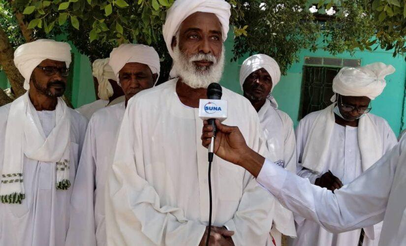زعماء الإدارات الأهلية بغرب دارفور يتعهدون بنزع فتيل الصراعات