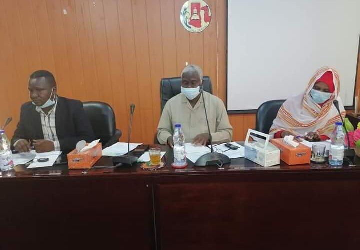 شمال دارفور:ارتفاع حالات الاصابة بكورونا خلال الموجة الثانية الى(230)حالة